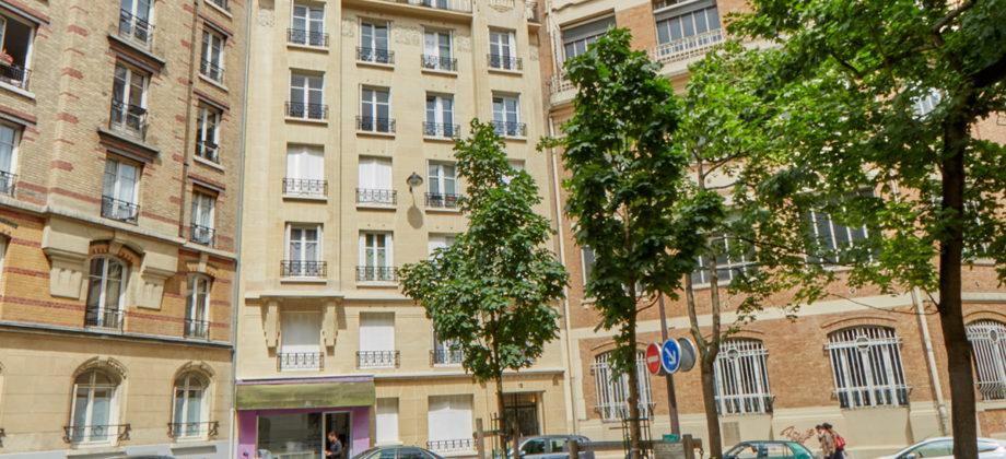 GARE AU GORILLE (Paris 15)