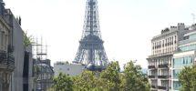 VUE TOUR EIFFEL (Paris 16)